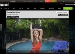 Mofos Networkの動画作品ページのスクリーンショット