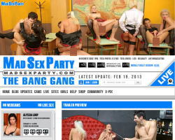 Mad Sex Partyの評価・口コミ・登録方法