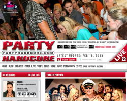 Party Hardcoreの評価・口コミ・登録方法