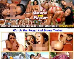 Round and Brownのメインページ