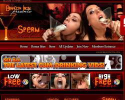 Sperm Cocktailのメインページ