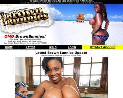 Brown Bunniesのメインページ