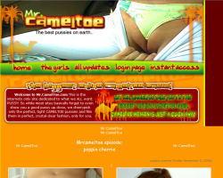 Mr Camel Toeのメインページ