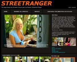 Street Rangerの登録方法