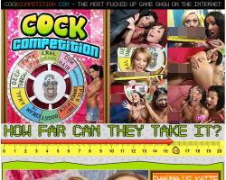 Cock Competitionのメインページ