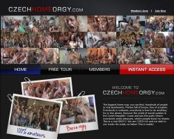 Czech Home Orgyの登録方法