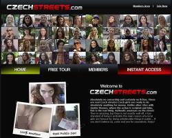 Czech Streetsの登録方法