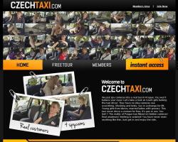 Czech Taxiの登録方法