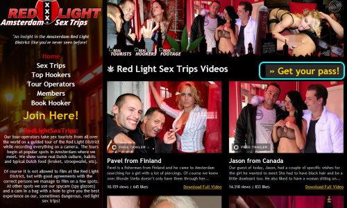 Red Light Sex Tripsのメインページ
