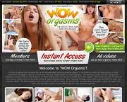 WOW Orgasmsのバナー