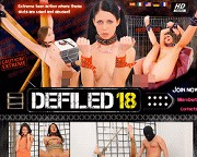 Defiled 18のバナー