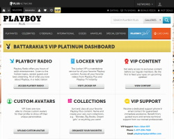 Playboy PlusのVIP会員