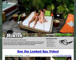 Drone Hunterの登録方法