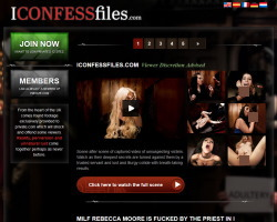 I confess filesの登録方法