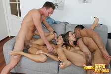 Young Sex Partiesのサンプル画像1