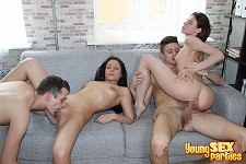 Young Sex Partiesのサンプル画像3