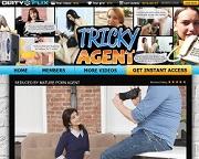 Tricky Agentのバナー