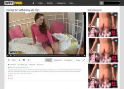 Dolls Pornの動画作品ページのスクリーンショット