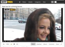 Public Sex Adventuresの動画作品ページのスクリーンショット