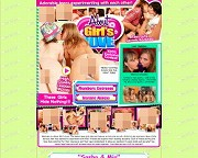 About Girls Loveのバナー