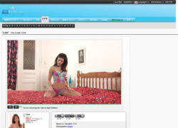 ATK Archivesの動画作品ページのスクリーンショット