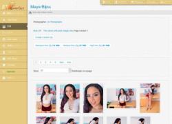 ATK Exoticsの画像作品ページのスクリーンショット