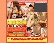 Drunken Teen Orgiesのバナー