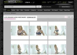 Beauty Angelsの画像作品ページのスクリーンショット