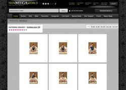 Solo Teen Girlsの画像作品ページのスクリーンショット
