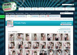 Oye Locaの画像作品ページのスクリーンショット
