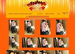 Teenamiteの画像作品ページのスクリーンショット