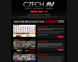 Czech AVの登録方法