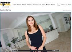 Ass Trafficの動画作品ページのスクリーンショット