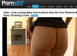 Cover My Faceの動画作品ページのスクリーンショット