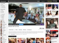 Dancing Bearの動画作品ページのスクリーンショット