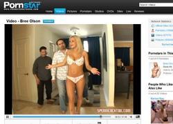 Sperm Cocktailの動画作品ページのスクリーンショット