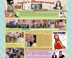 Lara's Playgroundの登録方法