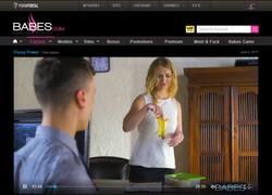 Office Obsessionの動画作品ページのスクリーンショット