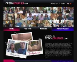 Czech Couplesの登録方法