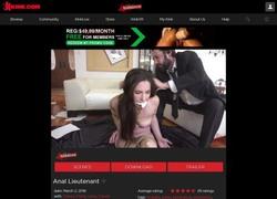 Sex And Submissionの作品ページのスクリーンショット