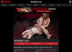 Whipped assの作品ページのスクリーンショット