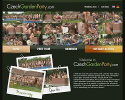 Czech Garden Partyの登録