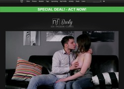 NF Bustyの動画作品ページのスクリーンショット