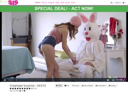 Bratty Sisの動画作品ページのスクリーンショット