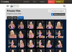 Moms Lick Teensの画像作品ページのスクリーンショット