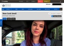 Street Blowjobsの動画作品ページのスクリーンショット