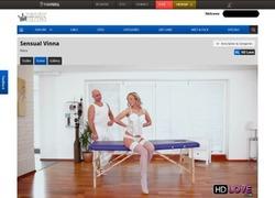 HD LOVEの動画作品ページのスクリーンショット
