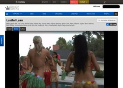 Vip Crewの動画作品ページのスクリーンショット