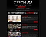 Czech AVのバナー