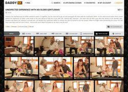 Daddy 4Kの画像作品ページのスクリーンショット